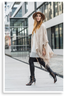 A Cape is what you need | Style my Fashion