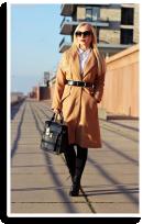 Camel coat | Style my Fashion