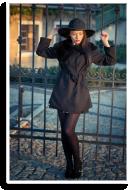 Black coat | Style my Fashion