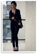 Black lady | Style my Fashion