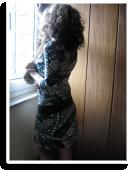 Türkises Kleid von Kassis | Style my Fashion
