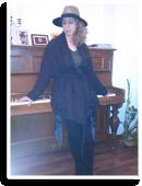 Oversized Mantel mit Gürtel | Style my Fashion