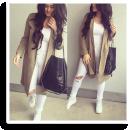 Longblazer Outfit | Style my Fashion