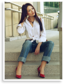 Shirt & Denim | Style my Fashion