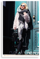 Faux Fur Coat | Style my Fashion