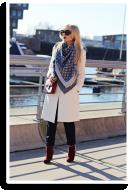 LV shawl | Style my Fashion