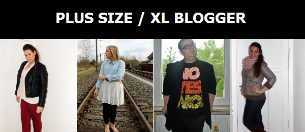 Plus Size / XL / Mollige Mode Blogger bei Style my Fashion