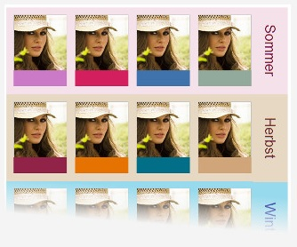 farbtyp test haarfarbe die beliebtesten frisuren in. Black Bedroom Furniture Sets. Home Design Ideas